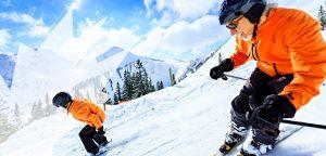 Frost fire ski trips