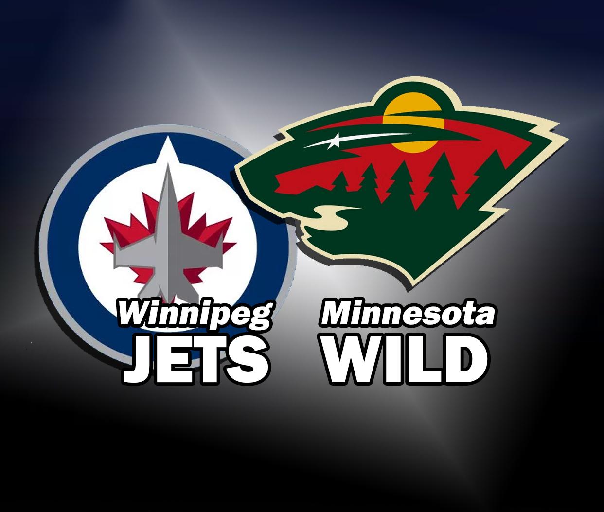 Jets vs Wild match Bus service from Winnipeg to Minnesota